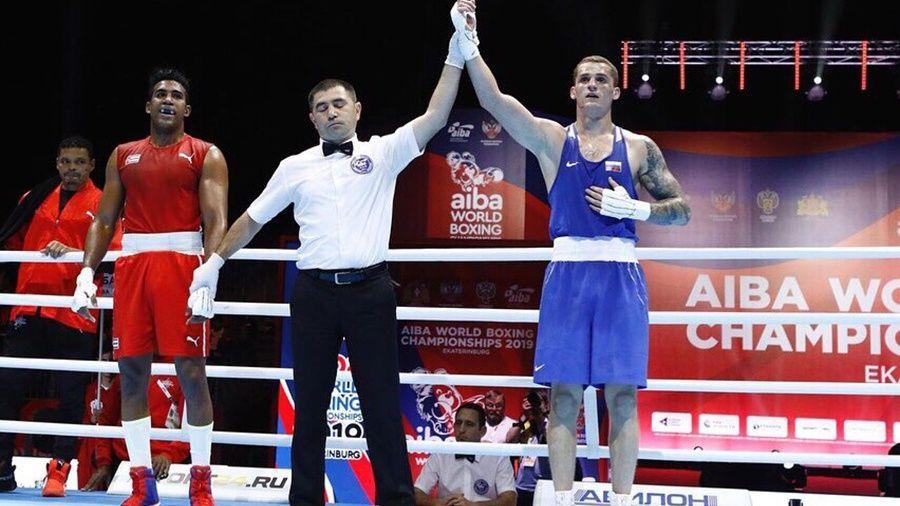 Симферополец Глеб Бакши – в полуфинале чемпионата мира по боксу!