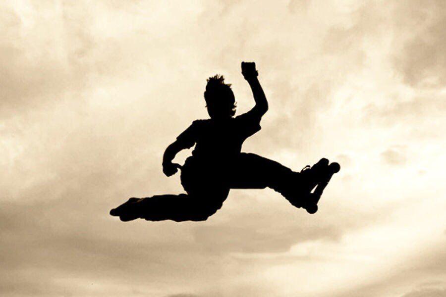 Прыгни, как Дима Билан: в Симферополе пройдут соревнования по прыжкам на роликах