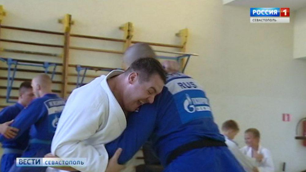 Дзюдоист Антон Брачев готовится к Открытому Кубку Европы