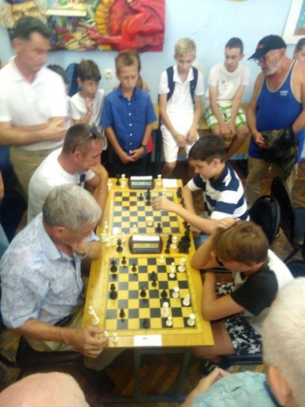 В Ялте прошло XI Первенство города по быстрым шахматам