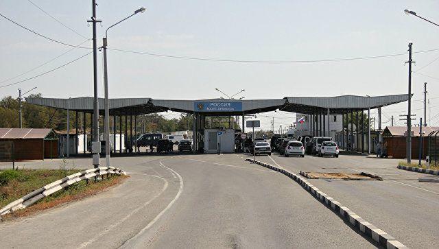 Минтранс борется с нелегалами на границе с Украиной с помощью шлагбаумов