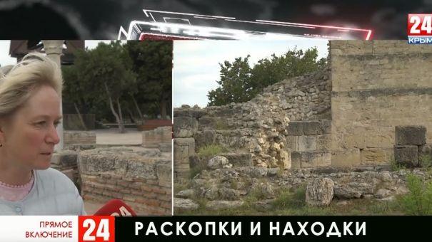 В Херсонесе археологи подвели итоги сезона раскопок