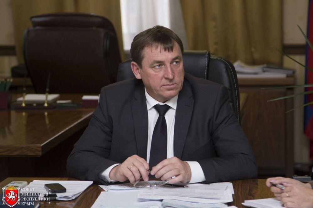 В Крыму назначили и.о. председателя Совмина РК