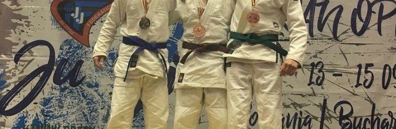 Александр Гурин из Ялты стал бронзовым призером Кубка мира по джиу-джитсу