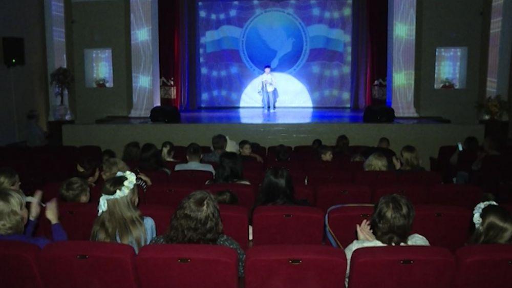 В Севастополе выступят талантливые дети со всей страны