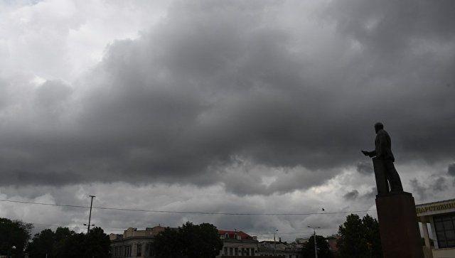Небольшой дождь и похолодание: чего ждать от погоды в пятницу