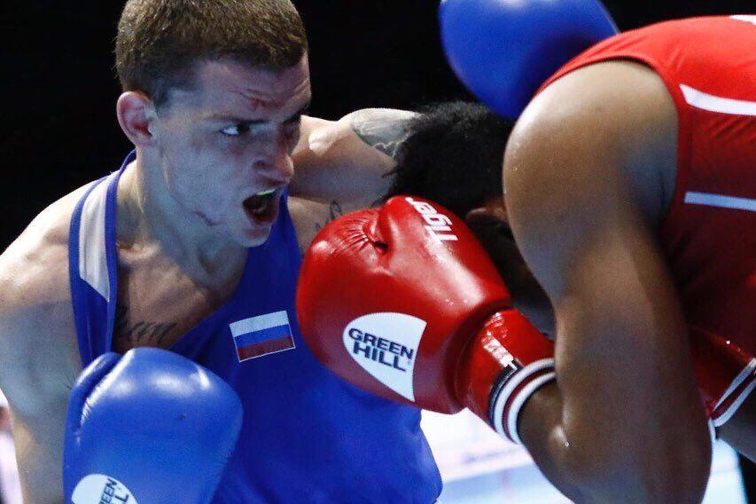 Крымский боксер Глеб Бакши вышел в финал чемпионата мира