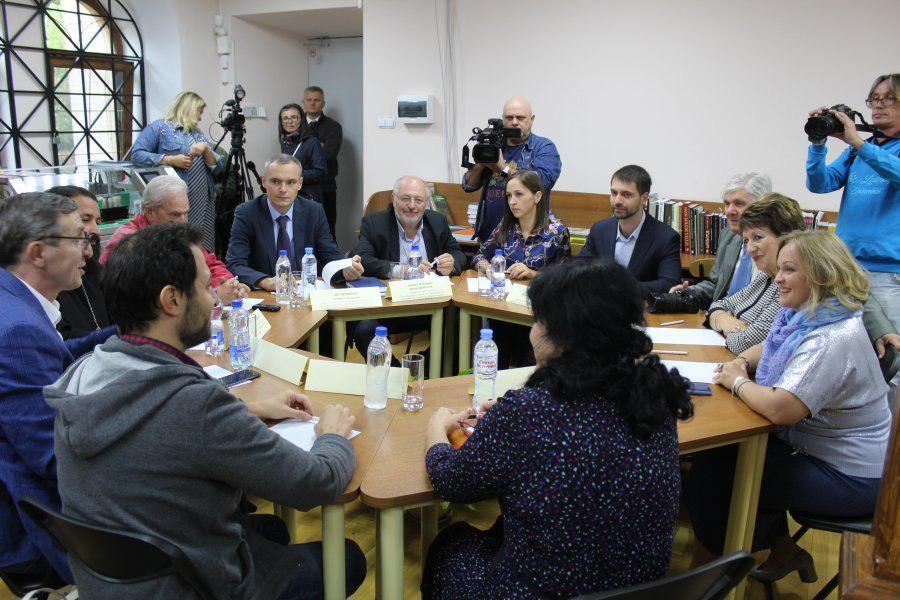 В «Херсонесе Таврическом» обсудили перспективы сотрудничества Севастополя и Греции