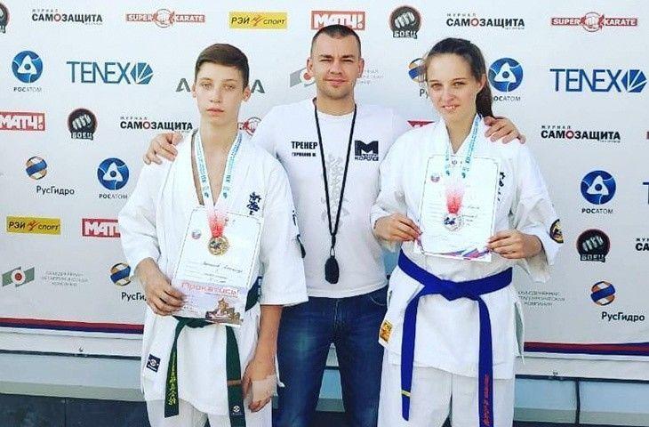 Севастополец вернулся с медалью со Всероссийских юношеских игр боевых искусств