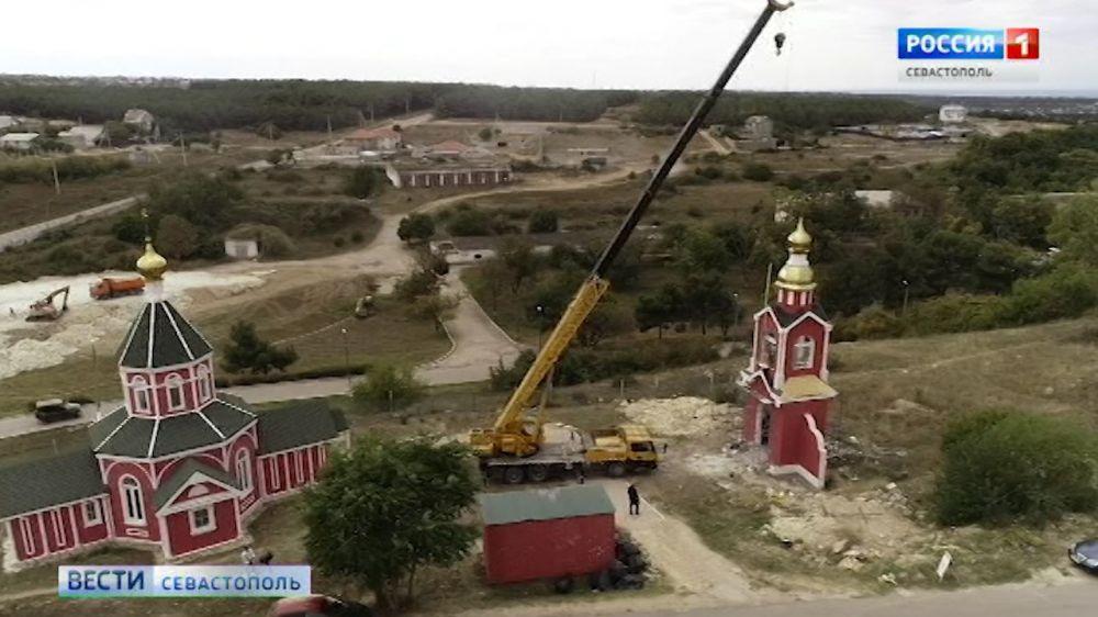 Новый храм Севастополя станет мемориалом в память о погибших зенитчиках
