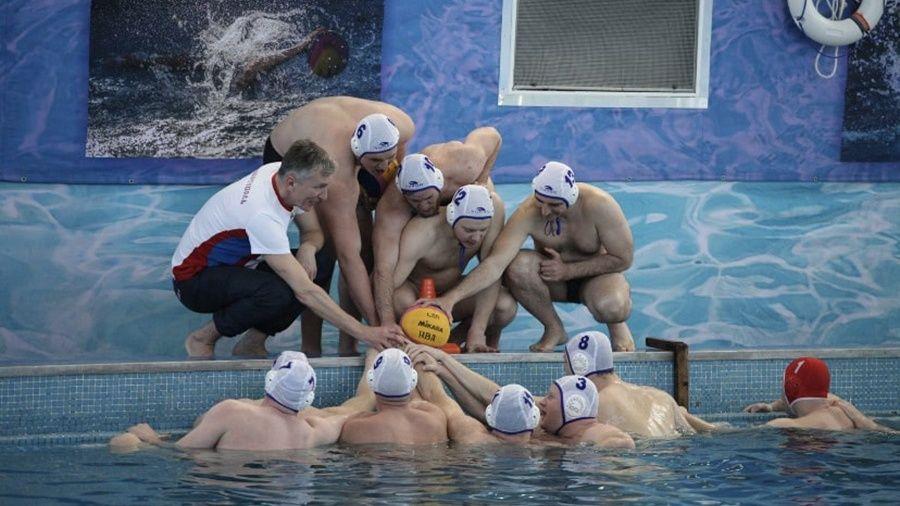 Сборная Севастополя – бронзовый призер Кубка России по мини водному поло