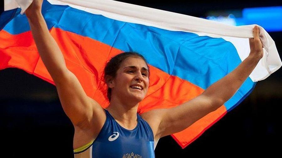 У женской сборной России – пять медалей на чемпионате мира по спортивной борьбе в Нур-Султане