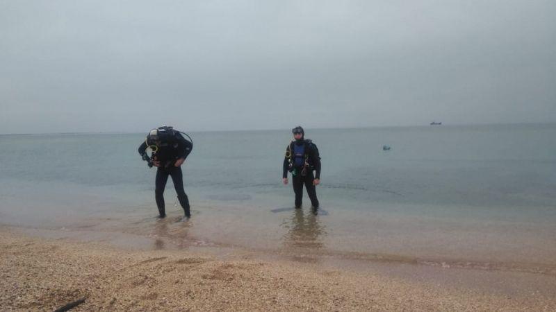Крымские спасатели провели операции по обезвреживанию взрывоопасных предметов времен ВОВ