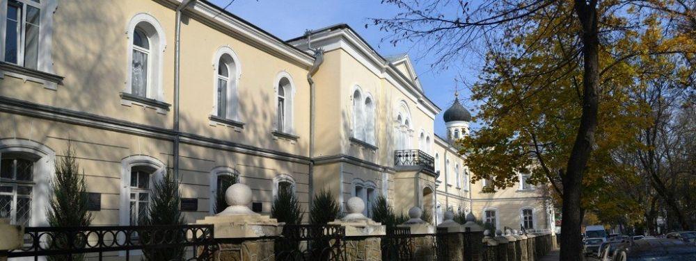 В Таврической семинарии пройдёт встреча с протоиерем из Москвы Артемием Владимировым