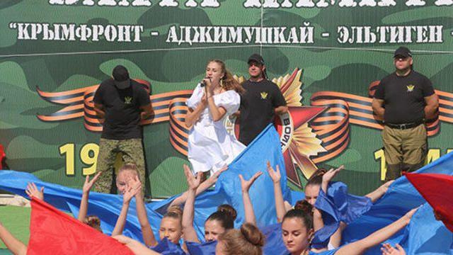 В Крепости Керчь состоялось торжественное открытие ВСЕРОССИЙСКОЙ ВАХТЫ ПАМЯТИ «КРЫМФРОНТ-АДЖИМУШКАЙ-ЭЛЬТИГЕН-2019»