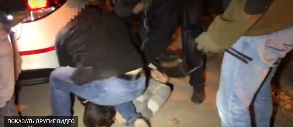 В Симферополе задержали членов преступной этнической группы