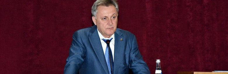 Вновь главой Симферопольского горсовета стал Виктор Агеев
