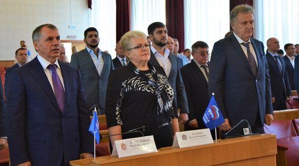 Агеев во второй раз стал главой горсовета столицы российского Крыма