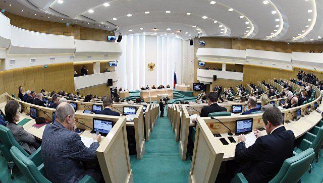 Российский сенатор предложил ввести санкции против США за невыдачу виз
