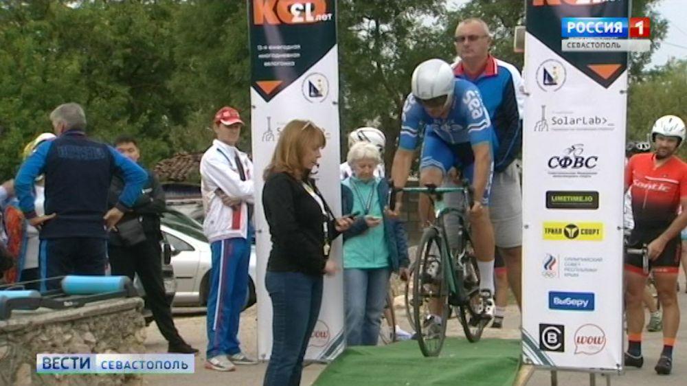 Участники «Крымской осени» готовятся к 25-километровой индивидуальной велогонке