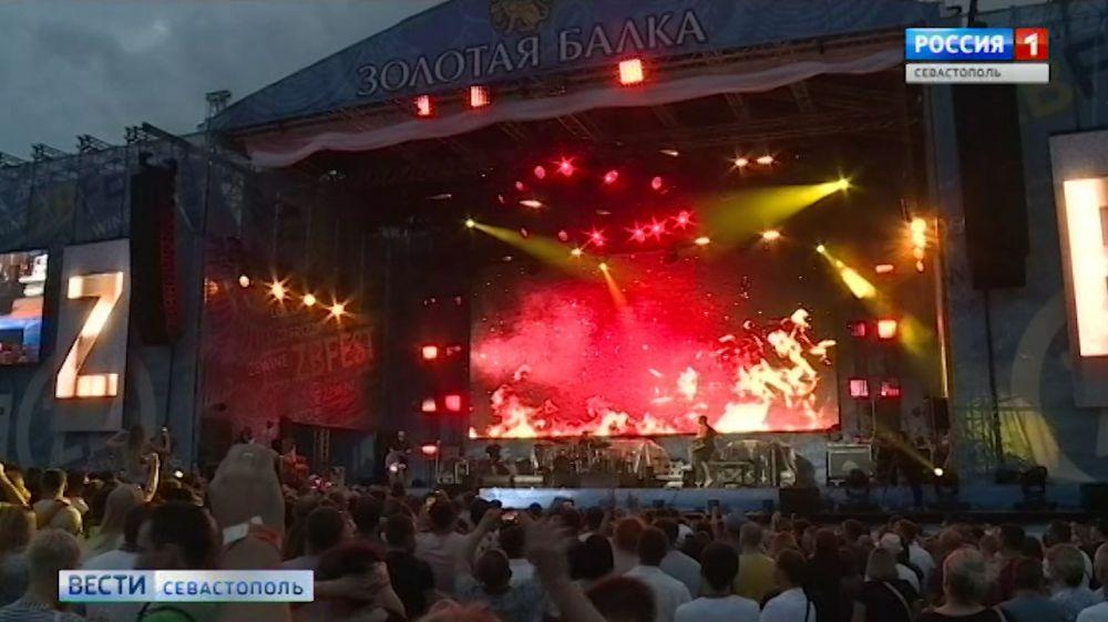 Сто тысяч человек стали участниками летних фестивалей в Севастополе