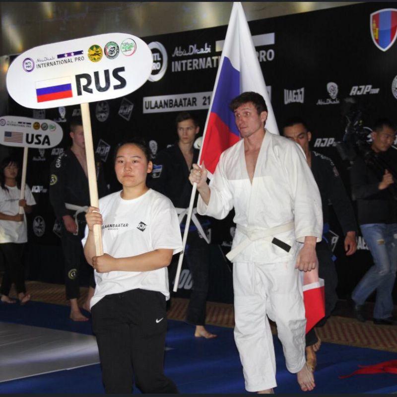 Ветеран Росгвардии из Крыма стал лучшим на чемпионате по джиу-джитсу