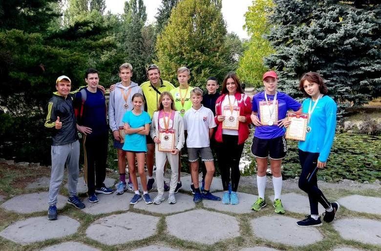 Легкоатлеты из Ялты стали победителями Чемпионата и первенство Республики Крым по кроссу