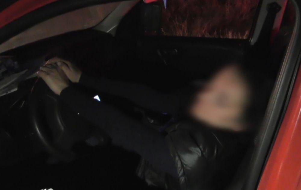 Нетрезвую автолюбительницу с погоней задержали полицейские Бахчисарайского района