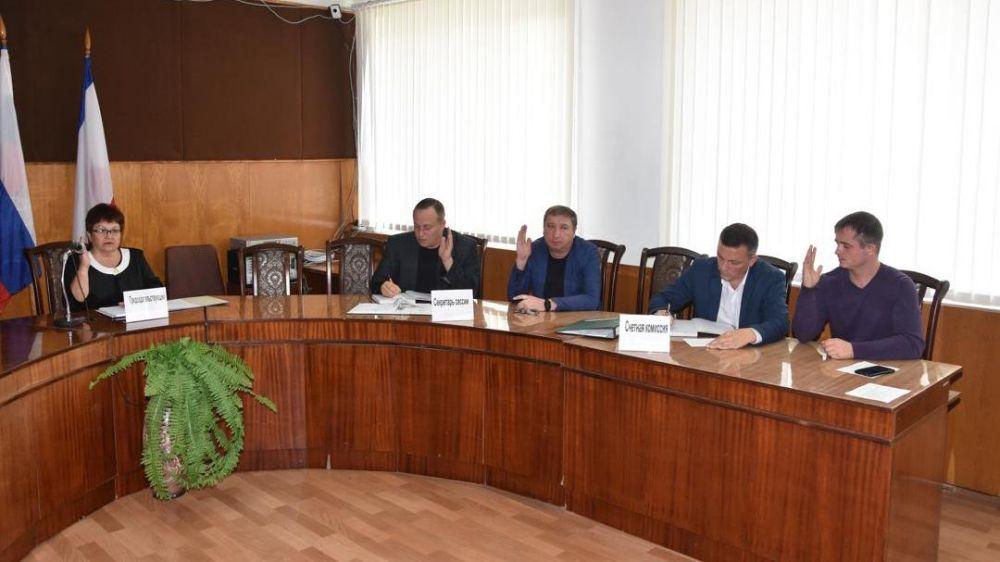 В Красноперекопске объявили конкурс на замещение должности главы администрации