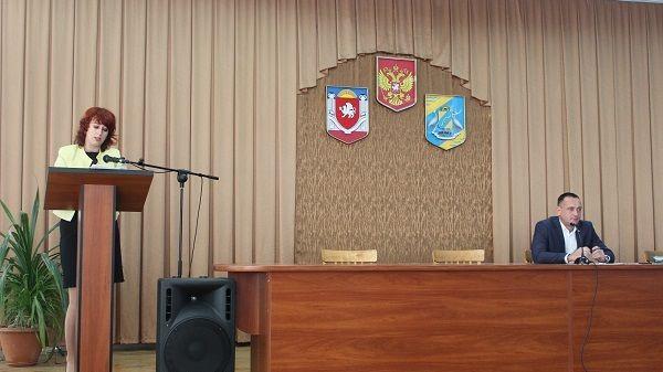 Состоялась вторая сессия Джанкойского районного совета