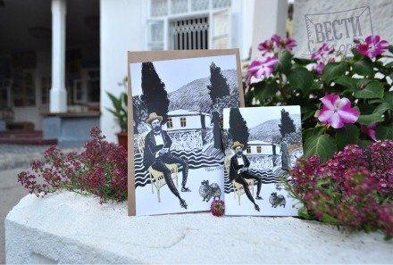 Привет из Ялты: гости Белой дачи смогут отправить почтовую открытку в любую точку мира
