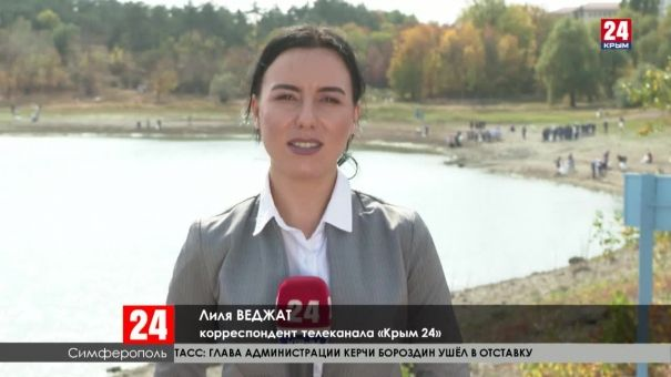 В столице полуострова подвели итоги акции «Чистые берега Крыма»