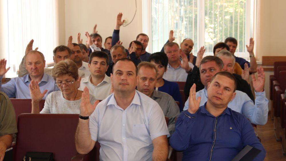 Депутаты Феодосии определили дату конкурса на должность главы администрации