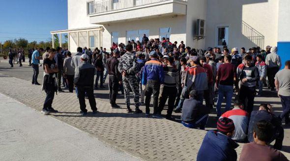 Полтора десятка задержанных в Крыму иностранцев выдворены за пределы РФ