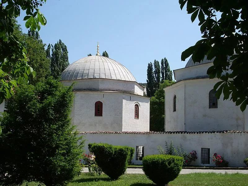 В Крыму одобрили проектную документацию по сохранению объекта культнаследия «Гробница «Южное Дюрбе»