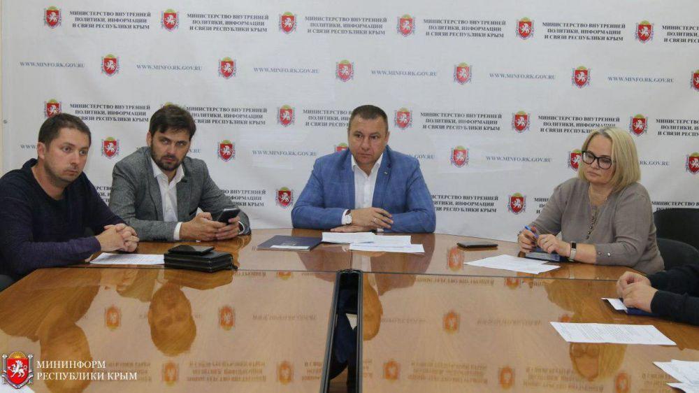 Сергей Зырянов провел штаб по подготовке к переходу на цифровое телевидение