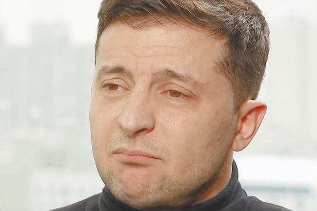 Зеленский не справляется с ролью. Андрей Бабицкий