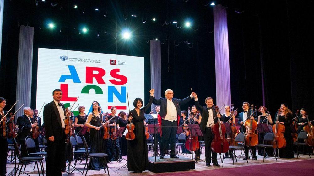 В Крыму пройдет XIX Международный музыкальный фестиваль ArsLonga
