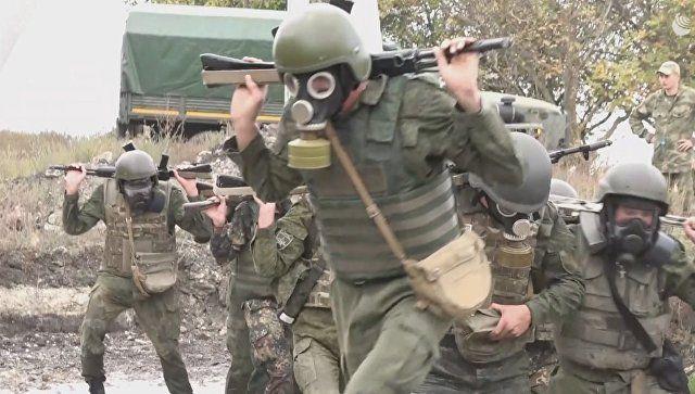 Как спецназ в Крыму готовят к сдаче нормативов на краповый берет