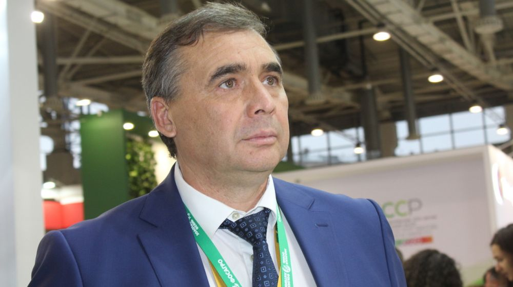 Поздравление Андрея Рюмшина с Днем работника сельского хозяйства и перерабатывающей промышленности