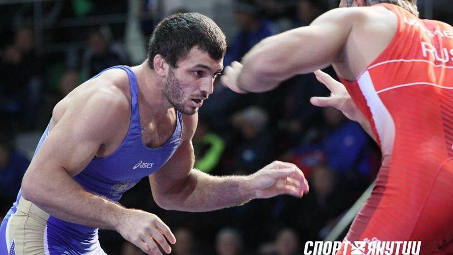 Алуштинец Гурам Черткоев – победитель международного турнира по вольной борьбе в Якутске!