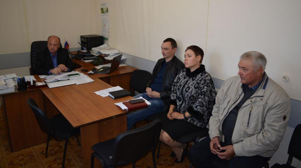 Андрей Сорокин провел рабочее совещание по вопросам жилищно-коммунального хозяйства
