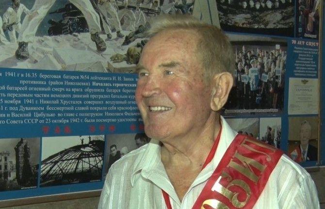 15 октября состоится прощание с председателем Севастопольского совета Всероссийской организации ветеранов
