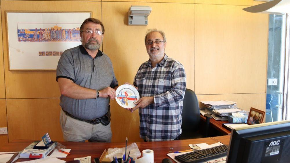 Севастопольских журналистов приглашают отдыхать на Кипре