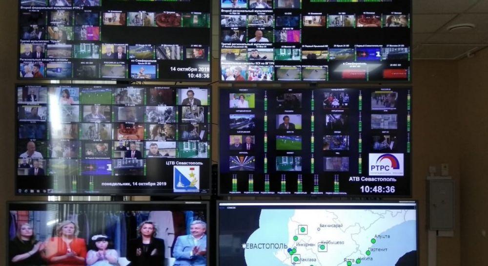 Севастополь перешел на цифровое телевещание
