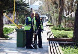 В Симферополе завершилось благоустройство двора по одной из федеральных программ