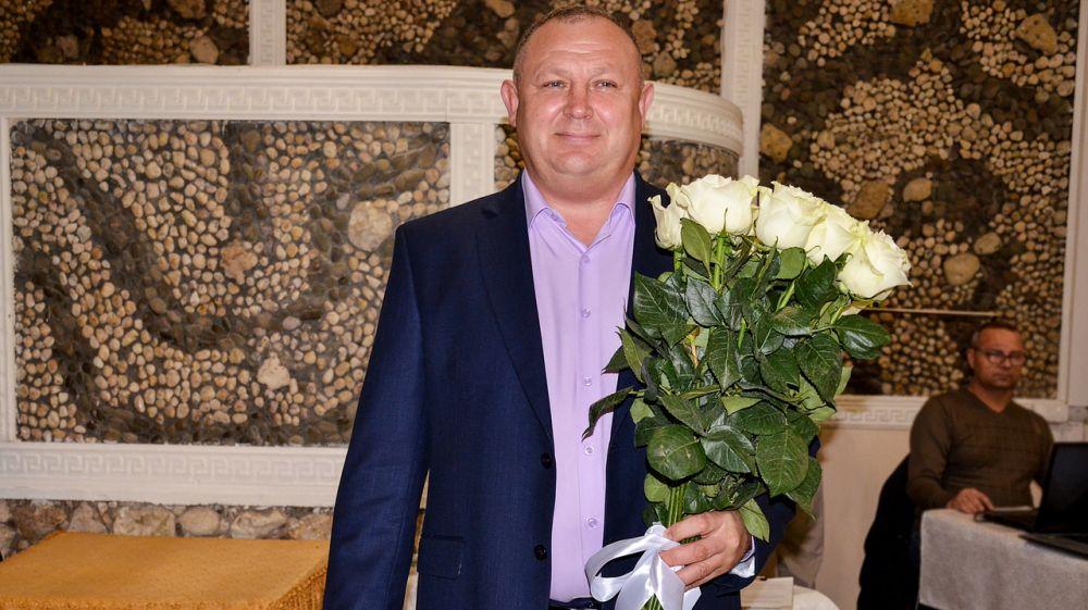 Аграрии Черноморского района получили заслуженные награды