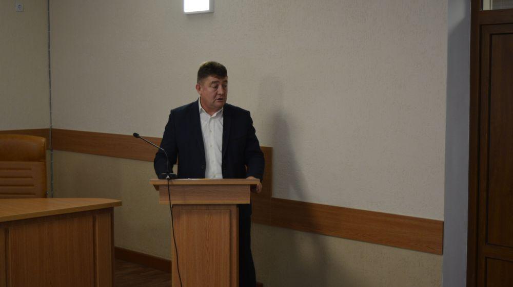 Проведено очередное заседание Комиссии по подготовке и проведению в 2020 году Всероссийской переписи населения на территории Первомайского района Республики Крым