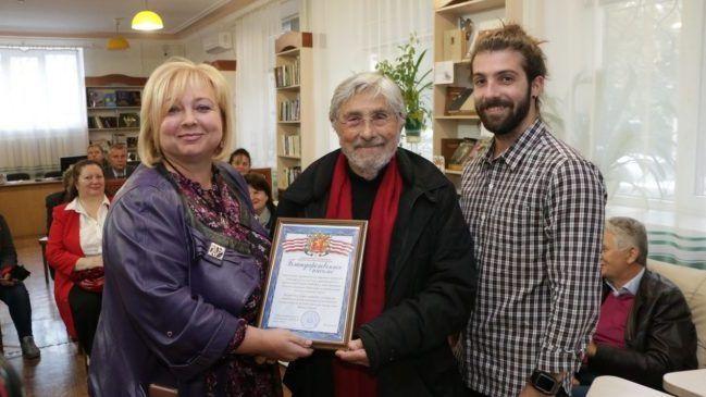 Глава муниципального образования приветствовала представителей итальянских историков