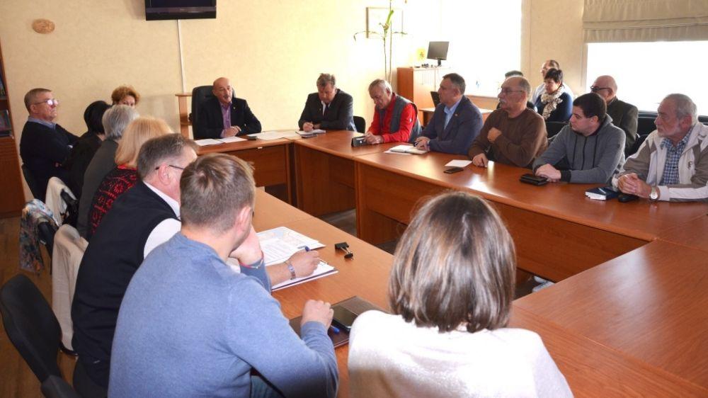 Депутаты и общественники продолжили обсуждение благоустройства общественных территорий